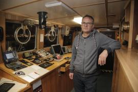 Deutsches Rettungsschiff legt in Palma an