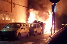 Brandstiftung: Polizei nimmt Verdächtigen fest