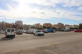 Weniger Parkplätze in Cala Millor
