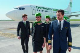 Fluggesellschaft Germania beantragt Insolvenz