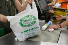 Ab April keine Plastiktüten mehr bei Mercadona