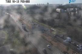 Unfälle führen zu Stau auf Palmas Autobahnen