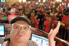 DJ Düse startet in seine fünfzehnte Mallorca-Saison