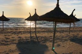 Sonnenschirm-Miete in Palma wird teurer