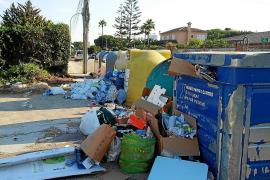 Llucmajors Siedlungen haben ein Müllproblem