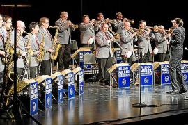 Bigband-Jazz der 1940er Jahre live auf Mallorca