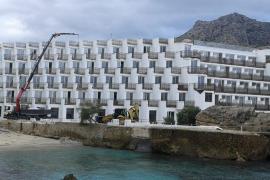GOB weiter für Abriss des Hotels Don Pedro