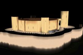 Schloss Bellver soll in neuem Licht erstrahlen