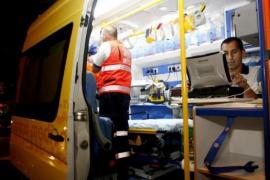 Schwerverletzte bei Unfällen auf der Inca-Autobahn