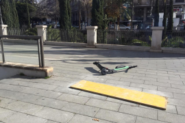 Lokalpolizei stellt nun Leihtretroller in Palma sicher