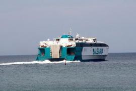 Balearia setzt Speed-Fähre nach Menorca ein
