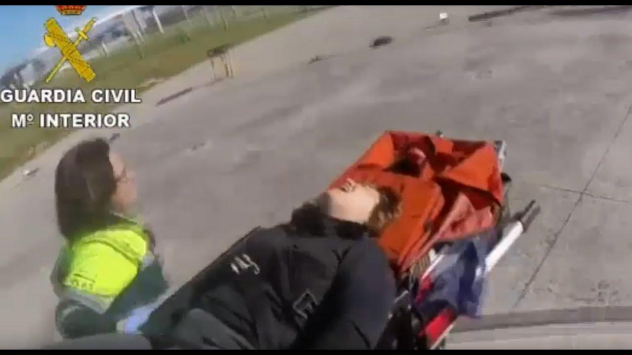 Verletzte Wanderinnen per Hubschrauber gerettet