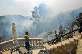 Hausbesitzer müssen Brandschutzschneise schlagen