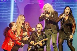 Diesmal reichlich Rock'n'Roll in Palmas Auditorium