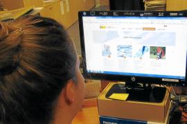 """Nach Anmeldung auf der Plattform """"Cl@ve"""" bekommt man Zugangsdaten, um Amtsangelegenheiten vom heimischen Computer aus regeln zu"""
