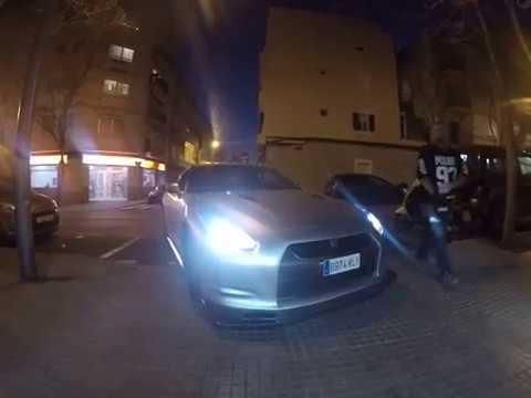 Raser schickt Polizei ein Video seiner Kamikazefahrt
