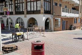 Bauarbeiten in Peguera beginnen zu spät