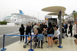 Zahl der Kreuzfahrtpassagiere hat sich verdoppelt