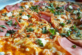 Pizzeria-Besitzer in Palma verwendet Hardcore-Insektizid
