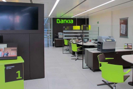 Großbank Bankia dünnt Filialnetz auf Mallorca aus