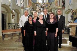 Ein Konzert mit Ex-Konsulin Regina Lochner