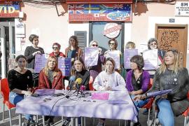 Mallorcas Frauenbewegung ruft zu Streik auf