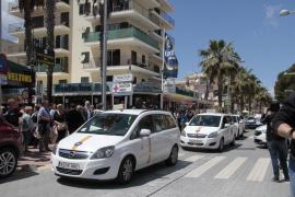 Palma hebt die Preise fürs Taxifahren an