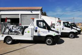 Palma setzt neue Abschleppwagen gegen Parksünder ein