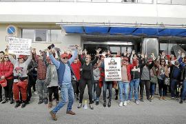 Flughafen-Putzkräfte streiken an Ostern