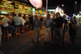 Palmas Wirte befürworten neue Alkoholverordnung