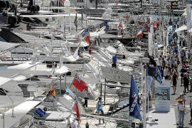 Palma International Boat Show wird immer gefragter