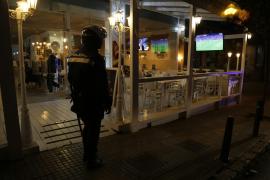 Fußballfans auf Mallorca guckten in die Röhre