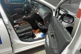 Neue Serie von Taxieinbrüchen in Palma