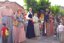 """Tod eines """"Riesen"""" beim Dorffest in Campos"""