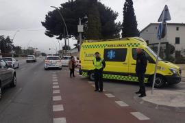 Auto überrollt Radfahrer vor Rummelplatz
