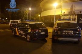 Razzia in Palmas Nachtclubs am Paseo Marítimo