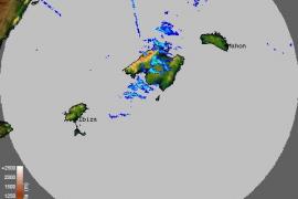 Erster Regen nach einem Monat auf Mallorca gefallen