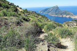 Ruta de Pedra en Sec bekommt neuen Abschnitt
