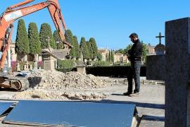 Auf Mallorca werden weitere Massengräber geöffnet