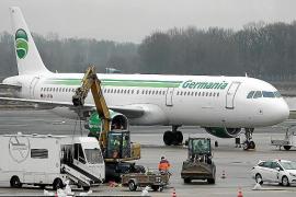 Nur noch ein Bieter für Pleite-Airline Germania übrig