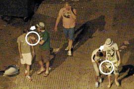 Polizisten nehmen Playa-de- Palma-Taschendieb fest