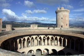 Experten verlangen bessere Wartung der Bellver-Burg