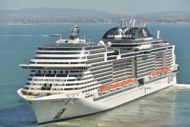 Kreuzfahrtriese MSC schwört noch intensiver auf Palma