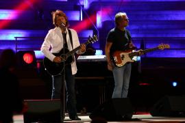 Bon Jovi gehörte zu den Gästen 2007.