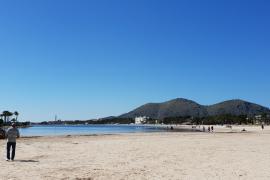 Traumwetter zum Frühlingsbeginn auf Mallorca