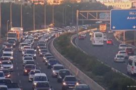 Autobahn um Palma nachts bis Freitag teilweise gesperrt