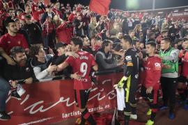 Real Mallorca bleibt in der Spur