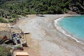 Umweltschützer wollen keine Strandbar in der Cala Tuent