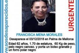 Die auf Mallorca vermisste 62-Jährige.