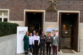 Mallorca wirbt in Düsseldorf um mehr Touristen